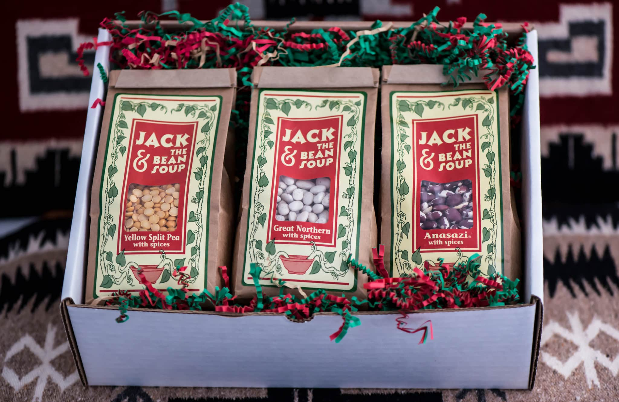 Gift Pack with 6 Bean Soups